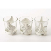 Seaside Tealight Holders